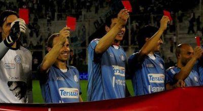 Lunati, un karma para Belgrano: con el polémico árbitro, cinco años sin ganar