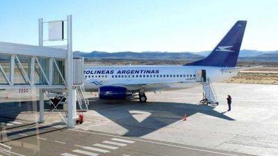 En tres años, Aeropuertos 2000 solo invirtió $2 millones en Chubut