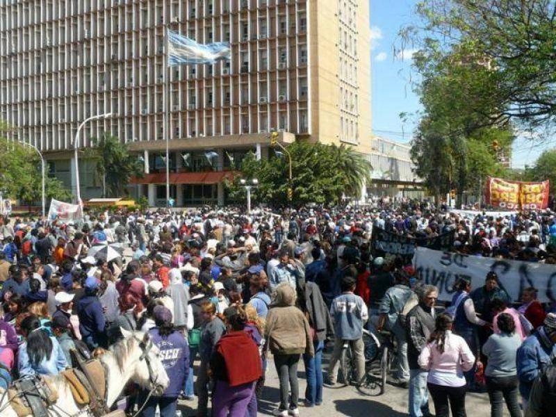 Multisectorial del Chaco se moviliza hoy desde las 9