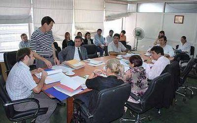 Analizan el proyecto de ley de tasas para el Poder Judicial