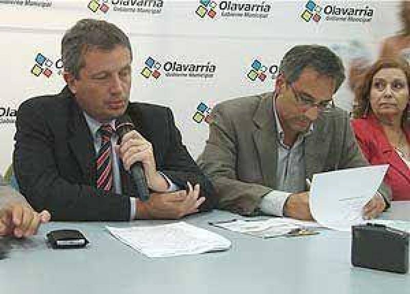 Emilio Monzó estuvo con Eseverri: ``espero que el año electoral no empañe las charlas con la Mesa de Enlace´.