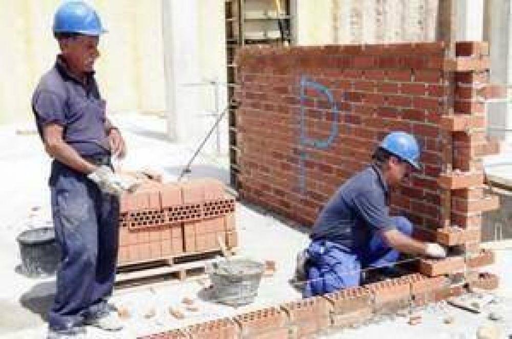 Preocupa la pérdida de empleo en el sector de la construcción
