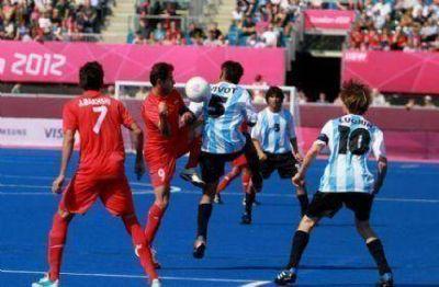 Juegos Paralímpicos: el marplatense Nahuel Gutiérrez debutó en la Selección Argentina de Fútbol 7