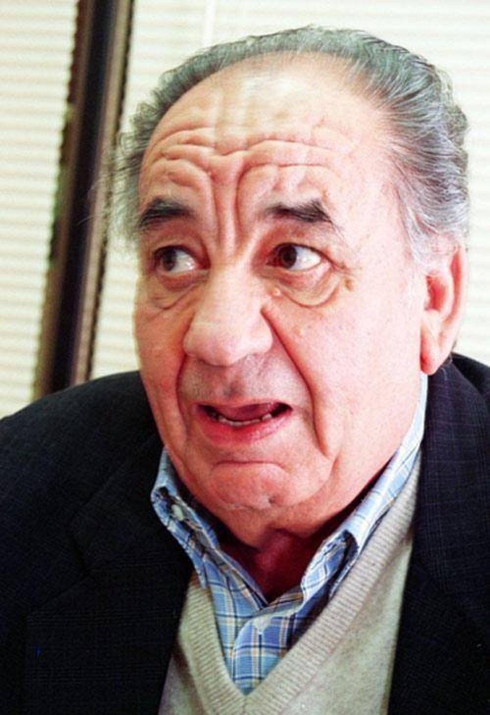 Murió el farmacéutico y ex diputado Cárdenas.