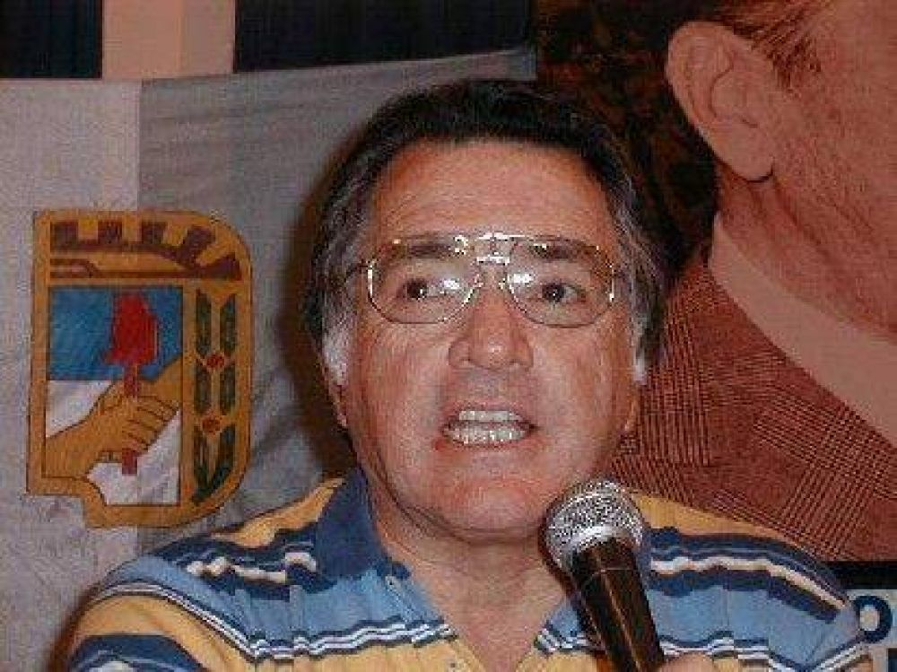 Barrionuevo incluyó a Mera entre los responsables de la derrota.