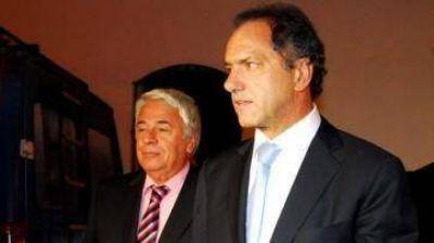 ¿El fútbol podrá unir a De la Sota y Scioli?