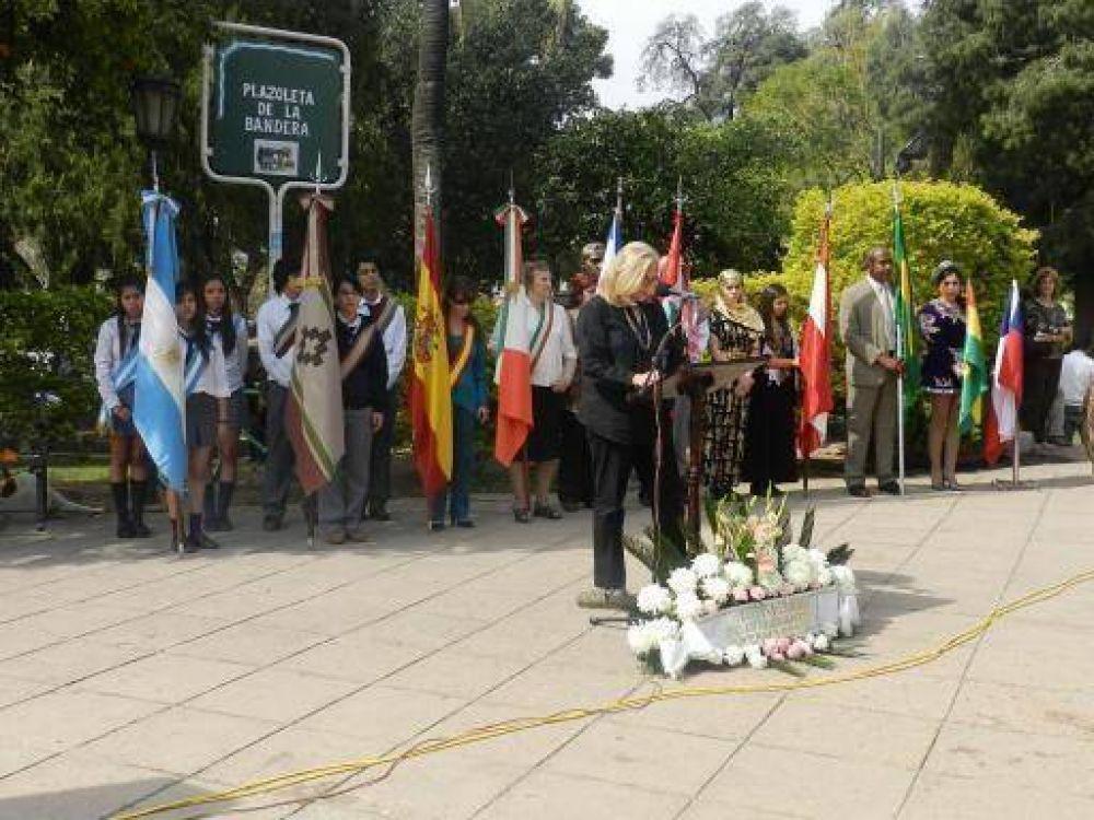La Municipalidad de SFVC recordó el Día del Inmigrante