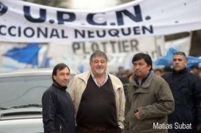 UPCN lanza acampe y ollas populares en Neuquén