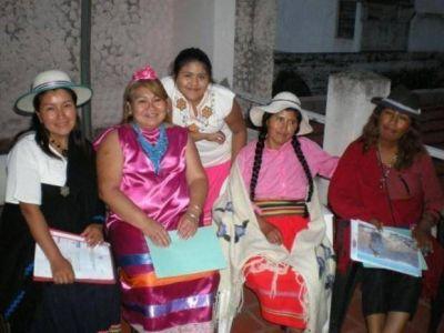 """Hoy es el """"Día Internacional de la Mujer Indígena"""""""