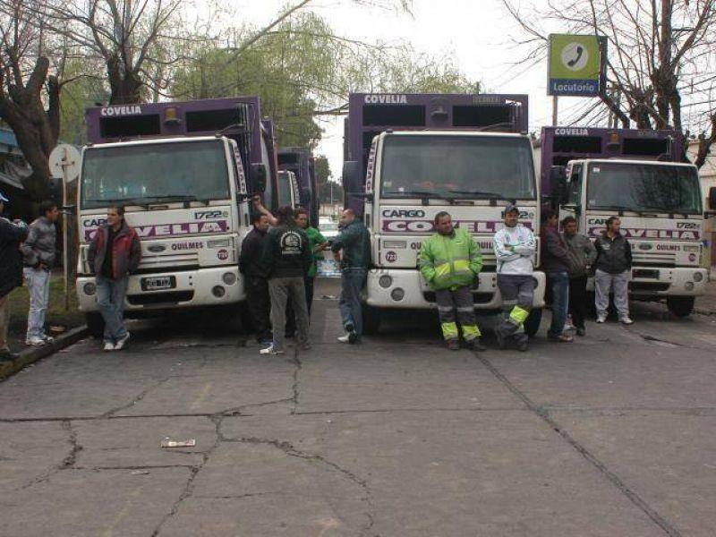 Camioneros: sigue el reclamo