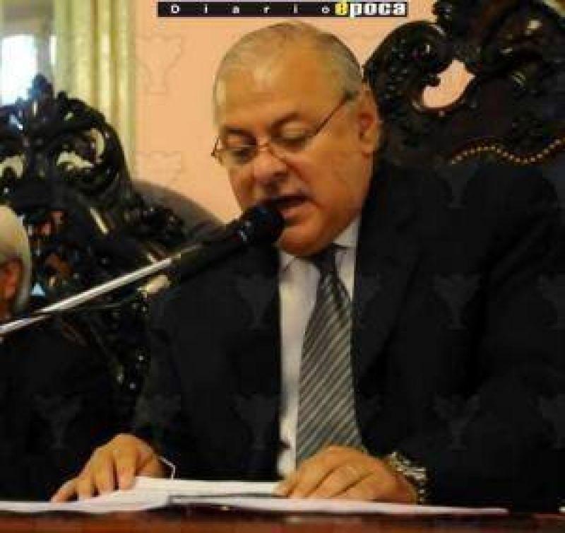 Arturo Colombi lanzaría su campaña por la reelección el primer día de abril.