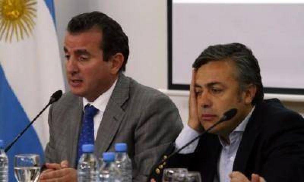 La UCR no aceptará un canje de leyes con el PJ para la reelección de Pérez