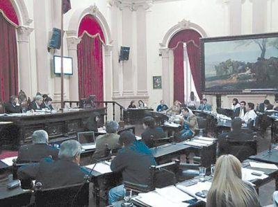 Los diputados pidieron una solución al paro de La Veloz del Norte
