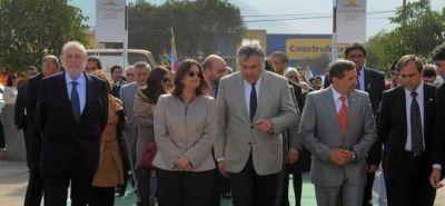 Corpacci habló a favor de la integración y subrayó la importancia del Paso de San Francisco