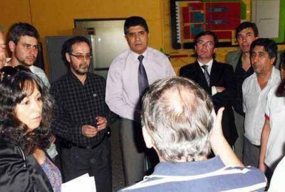 Federación Sitech denunció intento de desalojo del Ministerio