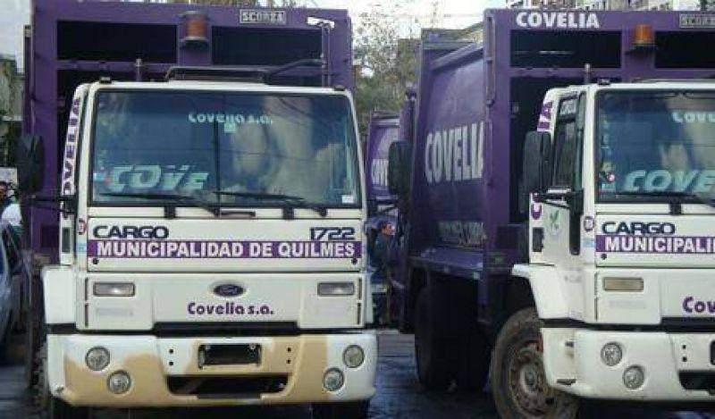Camioneros presiona al Municipio para favorecer a Covelia