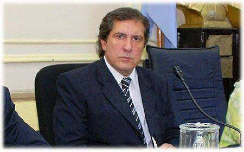 Pallares adelantó que este mes se aprobaría la Ley de Policía judicial