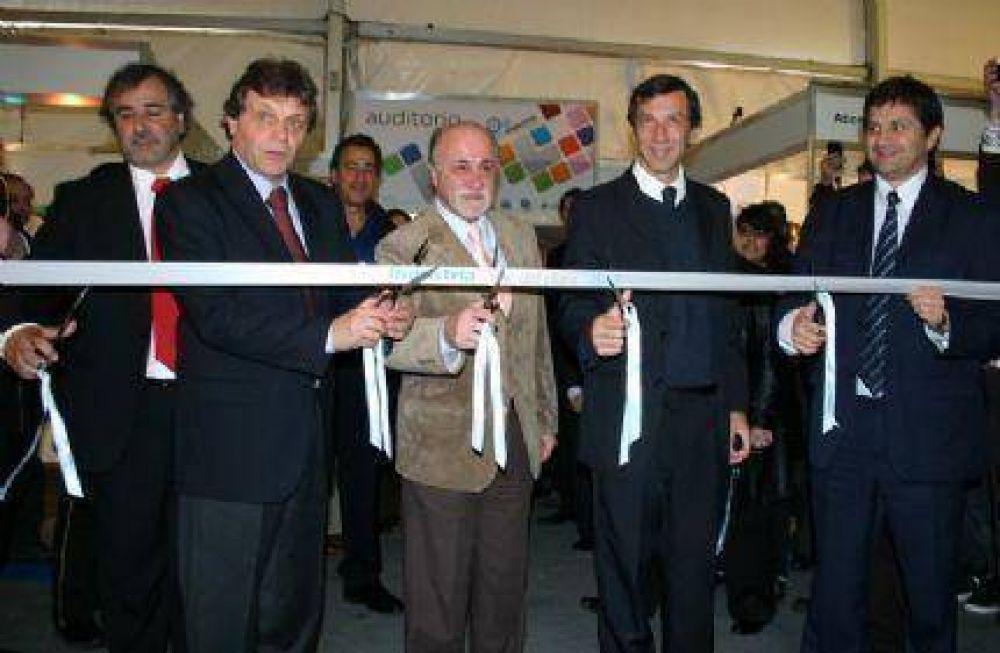 Mar del Plata inauguró la inaugurada la primera Exposición Industrial de su historia