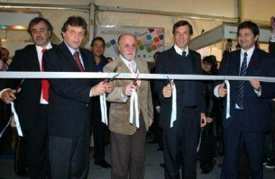 Mar del Plata inaugur� la inaugurada la primera Exposici�n Industrial de su historia