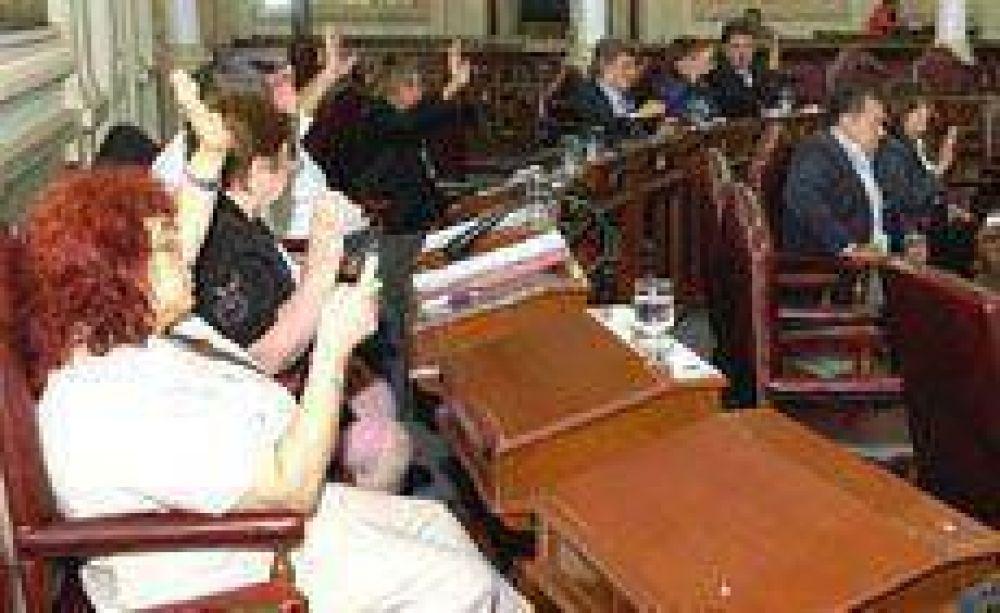 Los diputados comenzaron la reforma del Código Penal.