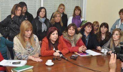 Mujeres justicialistas autoconvocadas impulsaron a Beder Herrera para presidir el PJ