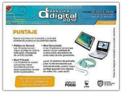 Premios por recorrer San Luis Digital 2012