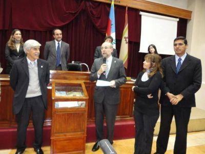 El Concejo declaró de Interés el 40º aniversario de la UNCa