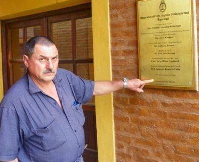 El gobernador recibirá al coordinador de centro comunitario de Zaparinqui