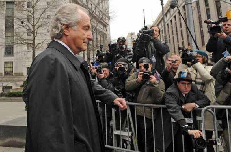 Madoff se declarará culpable y podría ser condenado a 150 años