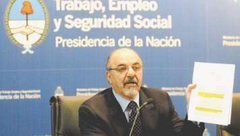 El Gobierno convalidó la elección de autoridades de la CGT antimoyanista