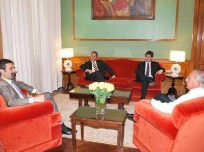 Jorge Mayoral visitó Jujuy para coordinar agenda por encuentro internacional