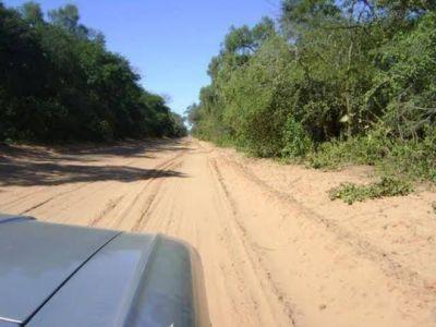 En tres semanas comienza la pavimentación de la ruta 54