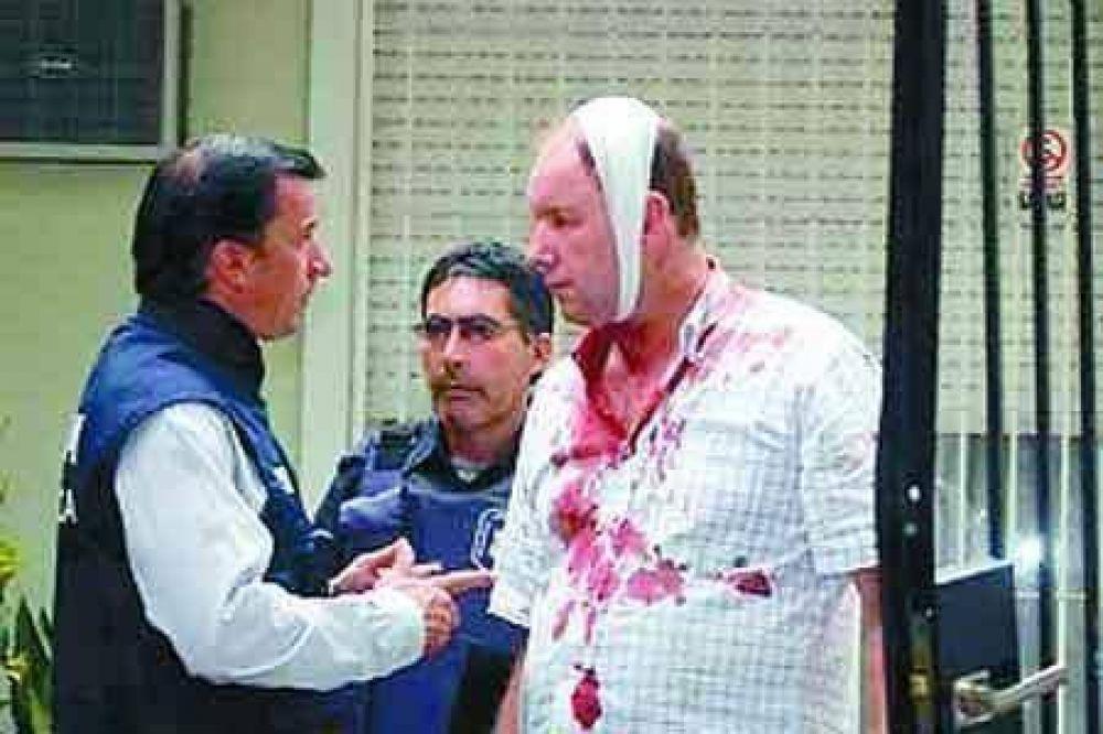 Juicio por brutal robo en La Plata a funcionario del IPS