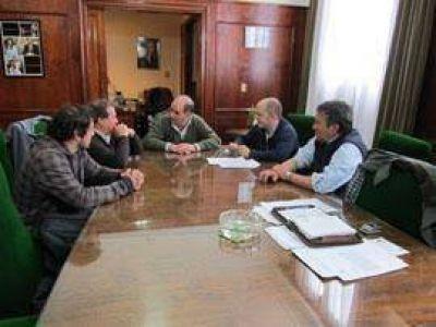 El municipio firmó un convenio con Defensores del Este