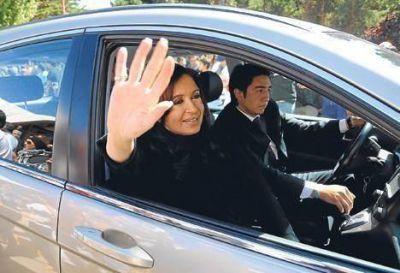 Una foto de rutina disparó un complot contra CFK