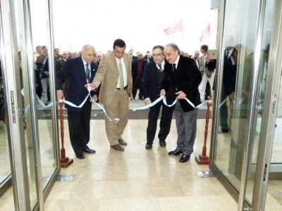 Inauguraron una nueva edición del Seminario y Exposición Industrial