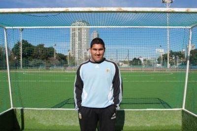 Con el marplatense Gutiérrez como arquero titular, Los Tigres rugieron en los Juegos Paralímpicos