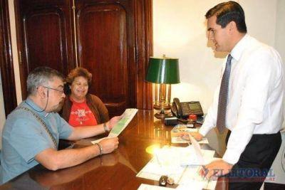 Otorgaron subsidio para la fiesta patronal en La Merced