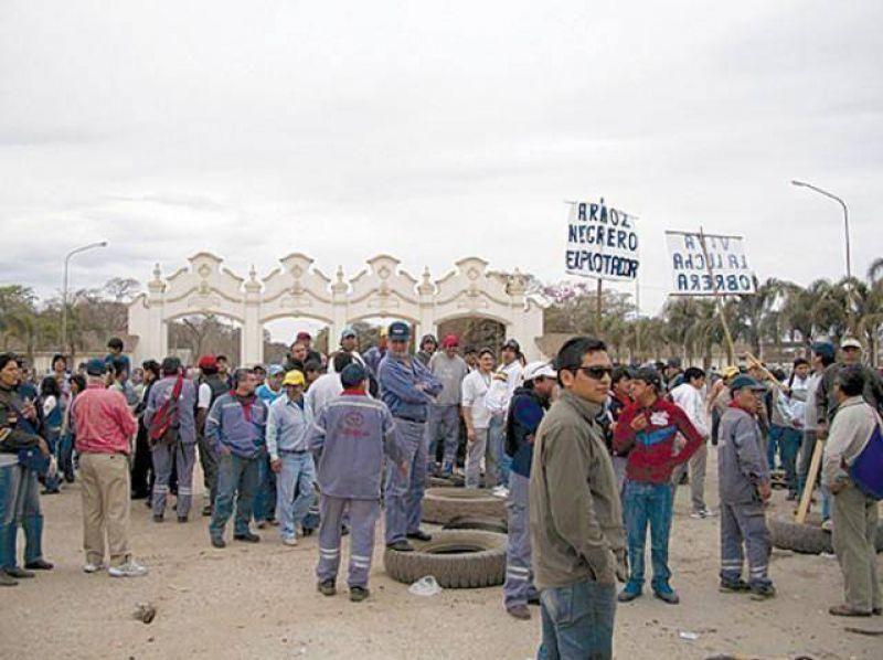 La conciliaci�n entre Tabacal y el Sindicato concluye el mi�rcoles
