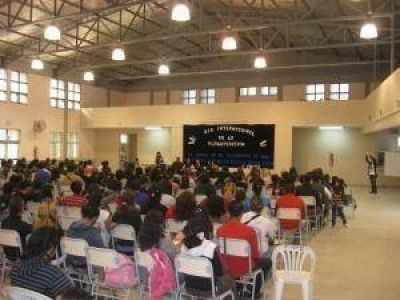 """Encuentro de alfabetizadores en el """"Día Internacional de la Alfabetización"""""""