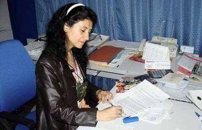 Asumió la nueva directora del hospital de San Bernardo