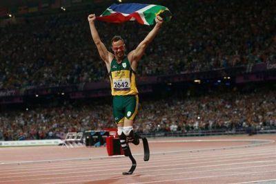 Pistorius se tomó revancha con récord del mundo