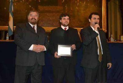 """UNPAZ recibio el premio""""Educacion inclusiva"""""""