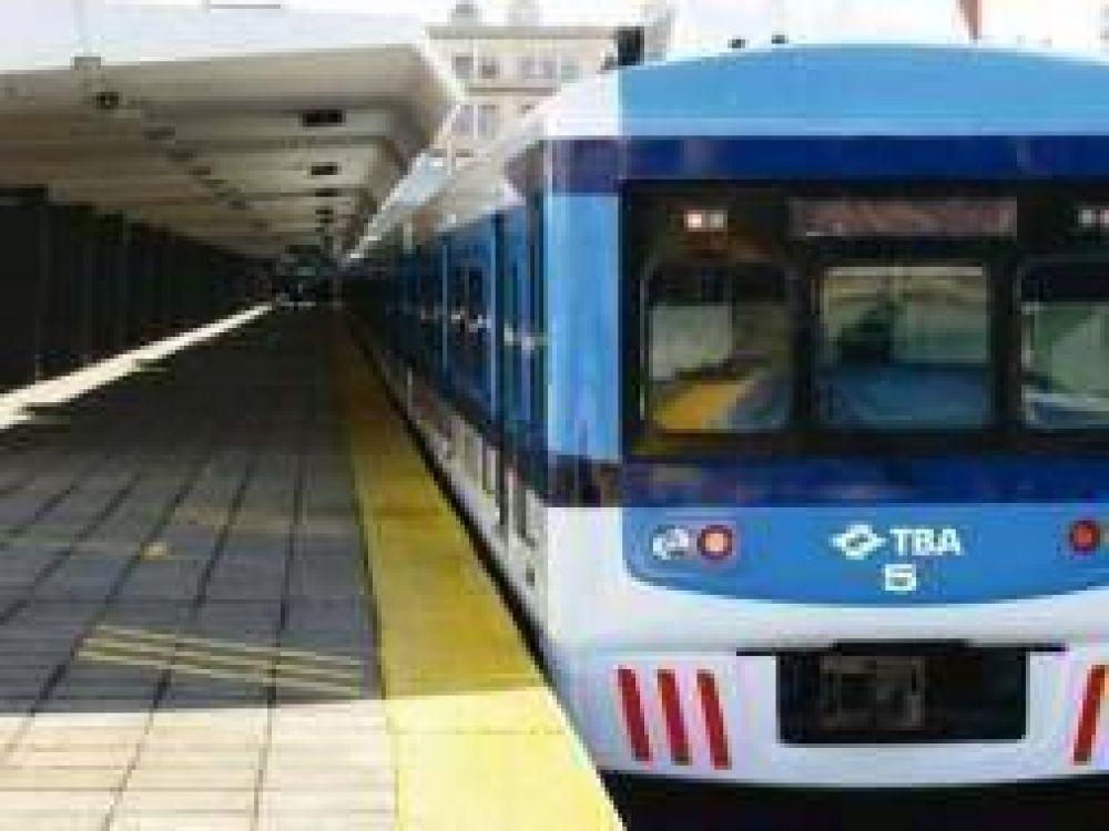 Trenes: Paro sorpresivo en el Sarmiento