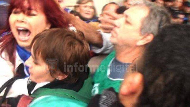 ATE responsabilizó a CTA Paraná por los incidentes durante la movilización