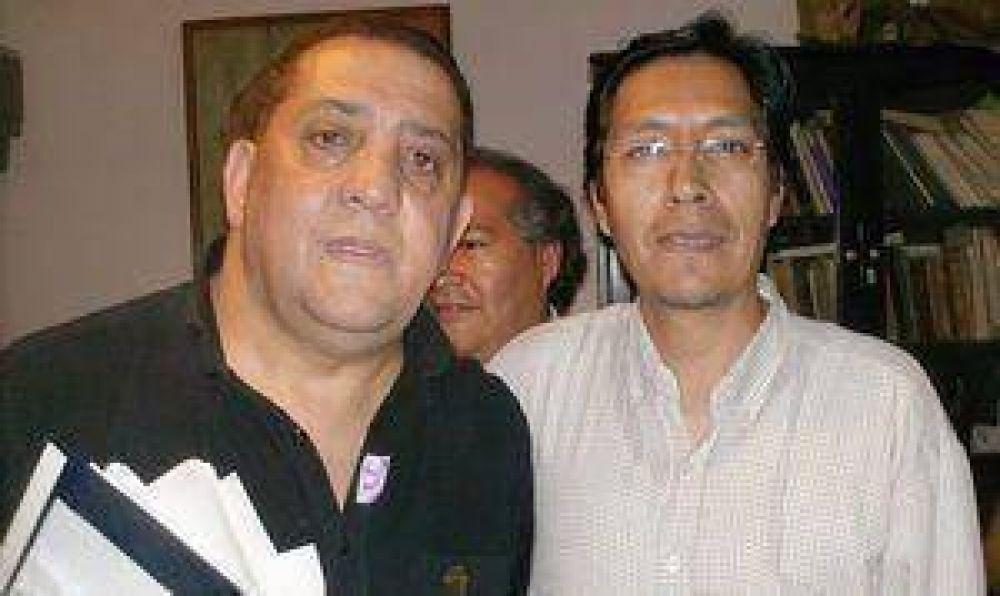 Presidirá Luis D'elia un congresó en la sede de UPES.