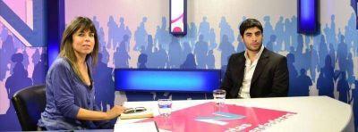 """""""El Gobierno eligió al sindicalismo de la flexibilización"""", dijo F. Moyano"""