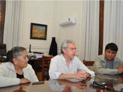 Concejales se reunieron con Insausti para tratar el avance de la causa judicial