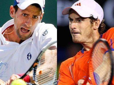 Djokovic busca ante Murray defender el título del Abierto de Estados Unidos