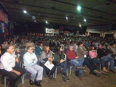 Encuentro del FAP de la Primera Sección Electoral